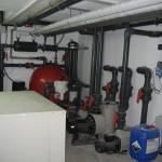 Sala máquinas piscina